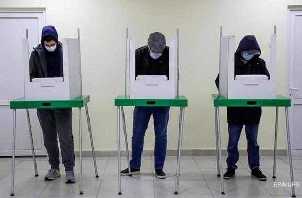 В Грузии возбудили около 20 уголовных дел в день выборов
