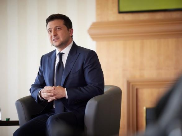 """Партия """"Слуги народа"""" имеет миллион вопросов к Разумкову - Зеленский"""