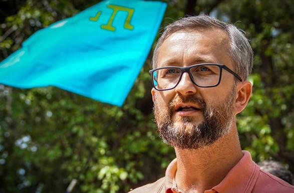 Адвокат заявил, что арестованному крымскому активисту Нариману Джелялу не приходят письма