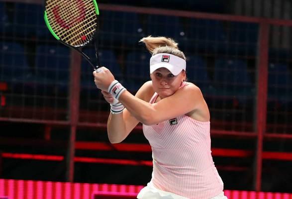 Теннисистка Козлова победила на старте турнира WTA-1000 в Индиан-Уэллс
