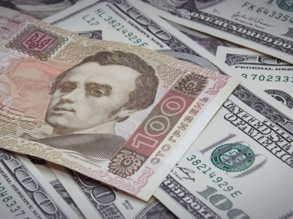 Официальный курс гривны установлен на уровне 26,42 грн/доллар