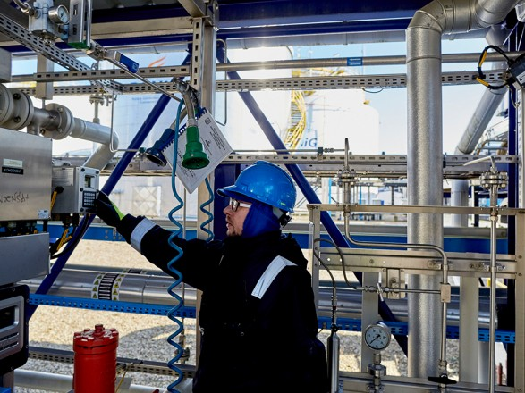 Цена газа в Европе обновила исторический рекорд: «пробита» отметка в 1,5 тысяч долларов за 1 тысячу куб. м