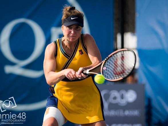Теннис: четыре украинки получили соперниц на Индиан-Уэллс