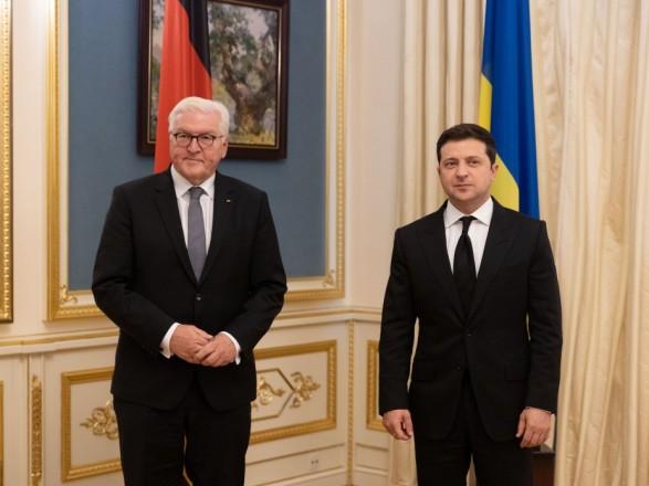 """Зеленский - Штайнмайеру: запуск """"Северного потока - 2"""" означает эскалацию угроз для Украины и Европы"""