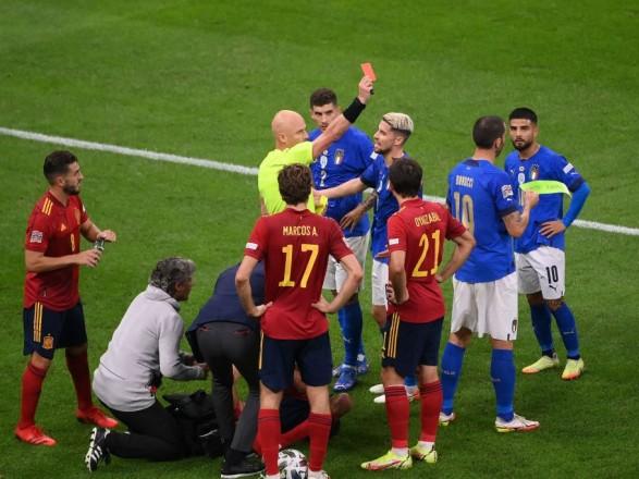Сборная Испании прервала беспроигрышную серию Италии и пробилась в финал Лиги наций УЕФА