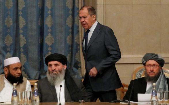 """Россия намерена принять """"Талибан"""" и другие афганские группировки для переговоров в конце октября"""