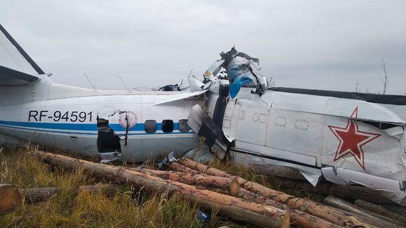 Катастрофа самолета L-410 в Татарстане: погибли 16 человек