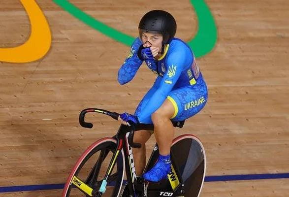 Украинка завоевала медаль чемпионата Европы по велотреку