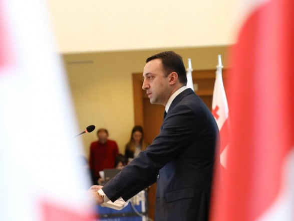 Премьер Грузии исключил передачу Саакашвили Украине