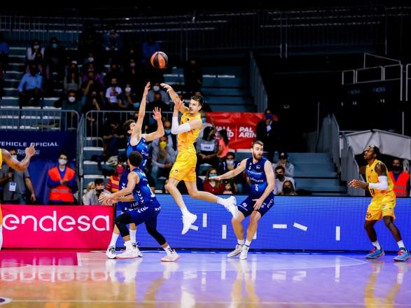 Центровой сборной Украины стал самым результативным игроком матча чемпионата Испании