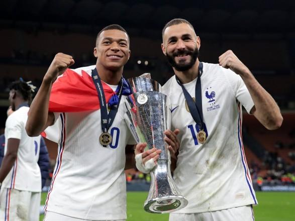Футбол: назван лучший игрок и бомбардир Лиги наций УЕФА