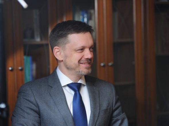 """Нападение на журналистов в здании """"Укрэксимбанка"""": Мецгер написал заявление об увольнении"""