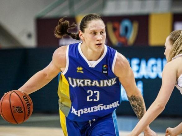 Капитан сборной Украины признана лучшей баскетболисткой тура Евролиги