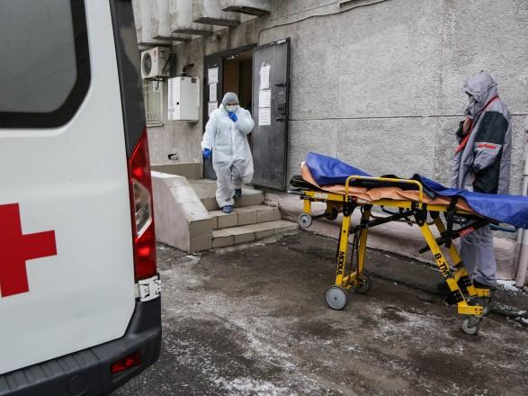 В РФ очередной антирекорд смертности от COVID-19. Суточная летальность приближается к тысячи человек