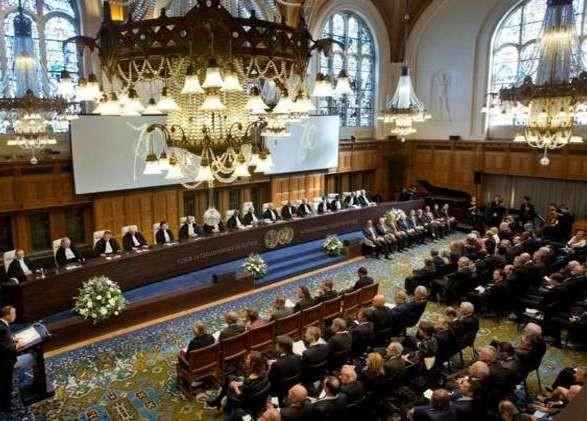 Арбитражный трибунал: Украина раскритиковала выступление РФ и назвала имена захваченных моряков