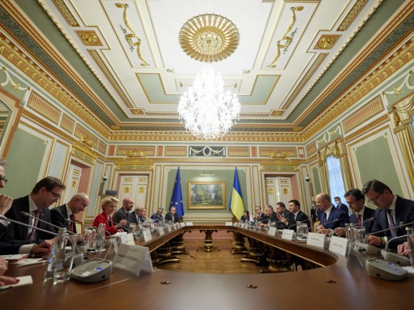 Политики ЕС так и не ответили, когда Украина может рассчитывать на перспективу членства