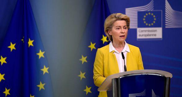 ЕС призывает Россию взять на себя ответственность как сторона конфликта на Донбассе — глава Еврокомиссии