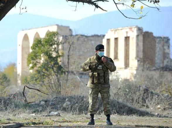 Париж заявил, что Франция, США и Россия работают над долгосрочным соглашением о Нагорном Карабахе