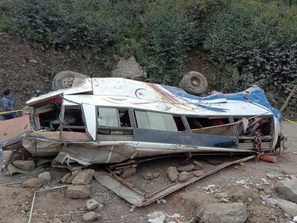 ДТП с автобусом в Непале: число жертв возросло до 32
