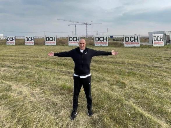 Александр Ярославский: аэропорт в Днепре вполне реально построить уже к концу следующего года