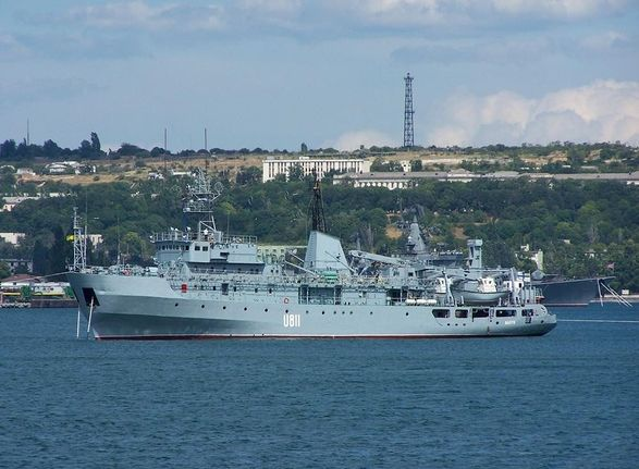 """Украинское судно """"Балта"""" терпит бедствие у острова Змеиного. Операция по оказанию помощи продолжается"""