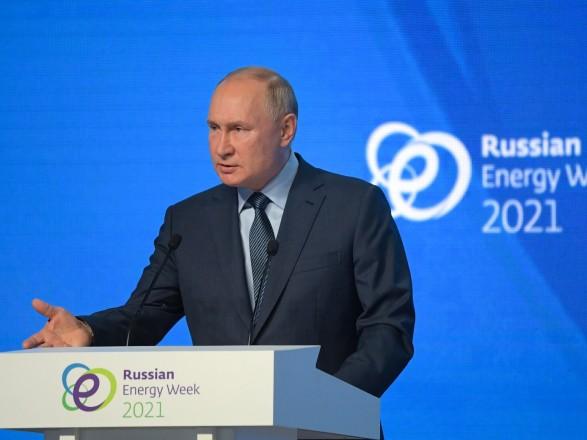 """Путин заявил, что в случае увеличения транзита газа через Украину - """"труба просто лопнет"""""""