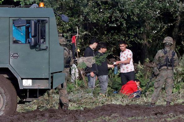 Польша вызвала поверенного в делах Беларуси после того, как на границе нашли труп мигранта