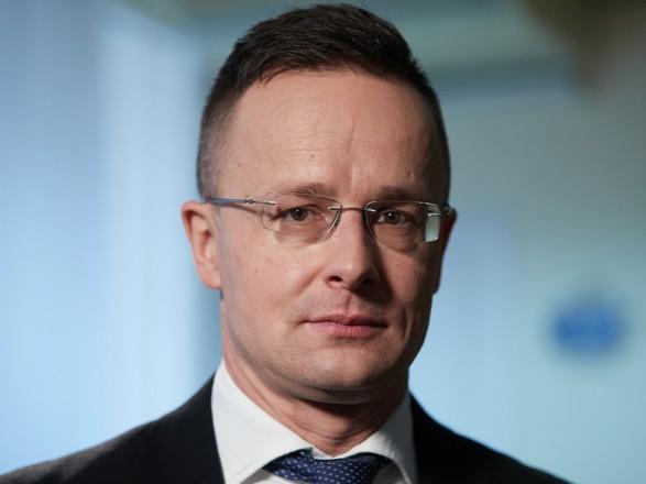 Венгрия отказалась от транзита через Украину ради энергетической безопасности страны – Сийярто