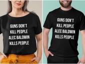 """""""Зброя не вбиває людей. Алек Болдвін вбиває людей"""": син Трампа випустив футболки із насмішкою"""