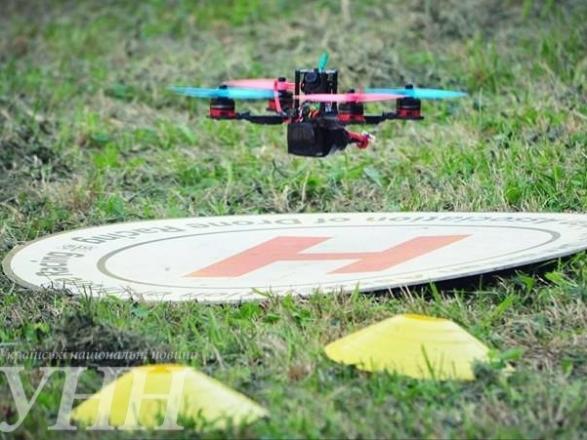 Фестиваль дронів та Чемпіонат Східної Європи з дрон-рейсингу стартували в Ужгороді